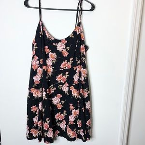 Forever 21 floral dress size 2x